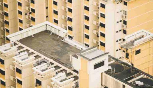 マンションの屋上防水の耐用年数は?